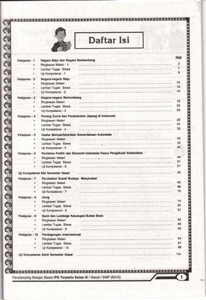 Kunci Jawaban Lks Ips Kelas 9 Kurikulum 2013 Ilmusosial Id