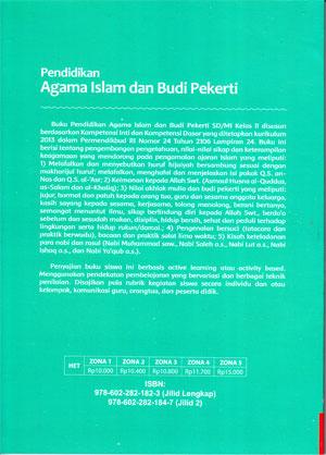 Pendidikan Agama Islam dan Budi Pekerti Kelas 2