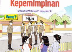 LKS Zamrud Tema 7 Kepemimpinan Kelas 6b